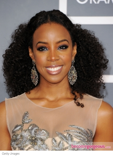 Kelly Rowland's Hairstyle from the 2012 Grammy Awards
