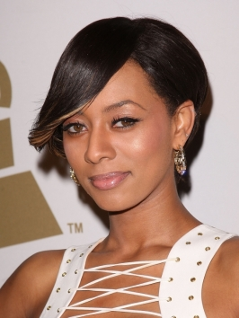 Keri Hilson's Short Crop Hairstyle