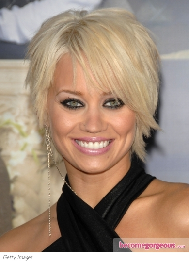 Kim Wyatt New Short Bob Haircut