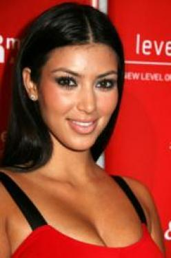 Kim with Soft Smokey Eyes