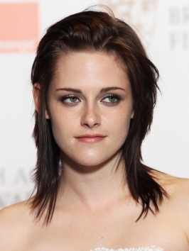 Kristen Stewart Hairstyle at the 2010 Bafta Awards