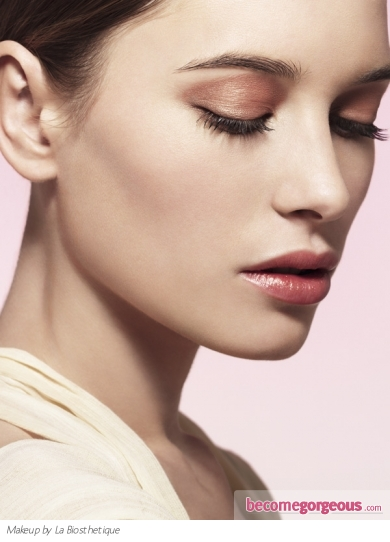 Chic Pink Makeup Idea