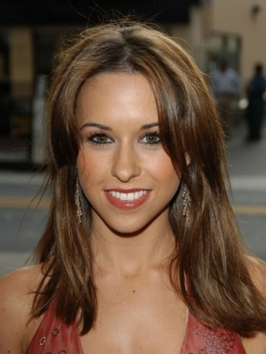 Lacey Chabert Long Layered Haircut
