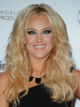 Lacey Schwimmer Blonde Hair Color