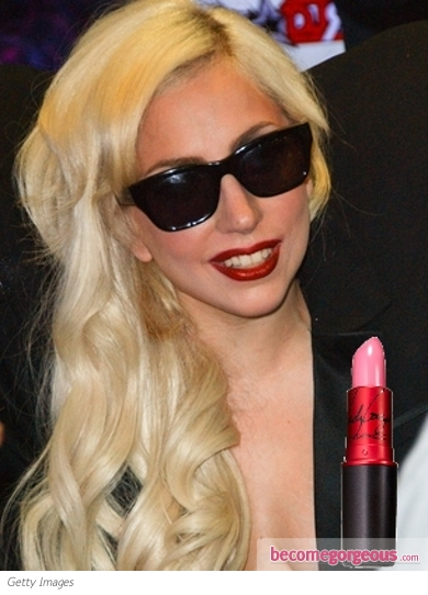 Lady Gaga Favorite Makeup Product