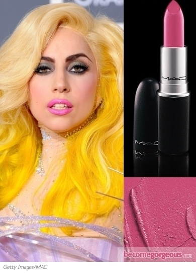 mac lady gaga lipstick