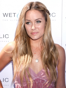 Lauren Conrad's Hippie Chic Hairstyle