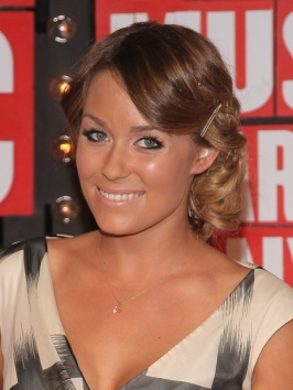 Lauren Conrad Hairstyle at the 2009 MTV VMAs