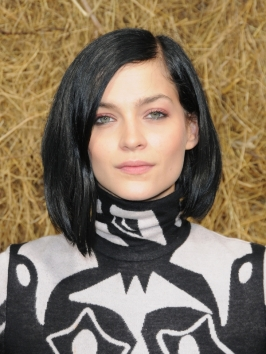 Leigh Lezark Bob Hairstyle with Volume