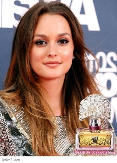 Leighton Meester Favorite Fragrance