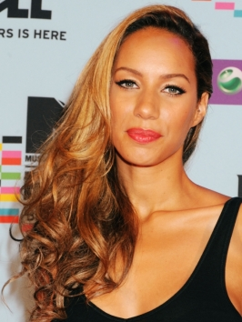 Leona Lewis Hairstyle from the 2009 MTV EMAs