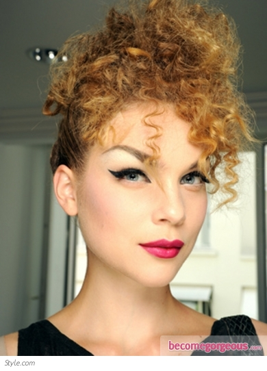 Cat Eyes Makeup Idea