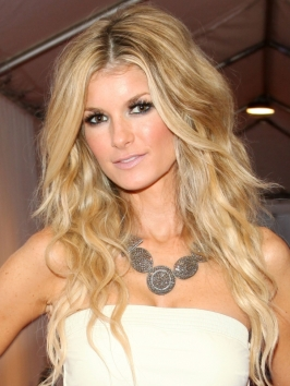 Marisa Miller Hairstyle from the 2010 Grammys