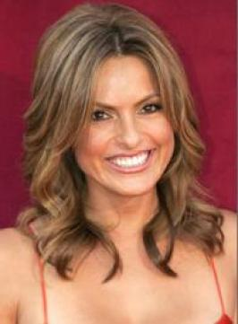 Mariska Hargitay Long Hairstyle