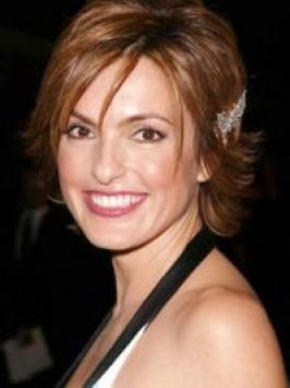 Mariska with Short Haircut