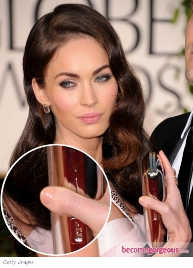 megan fox makeup tips. Megan Fox Clubbed Thumb