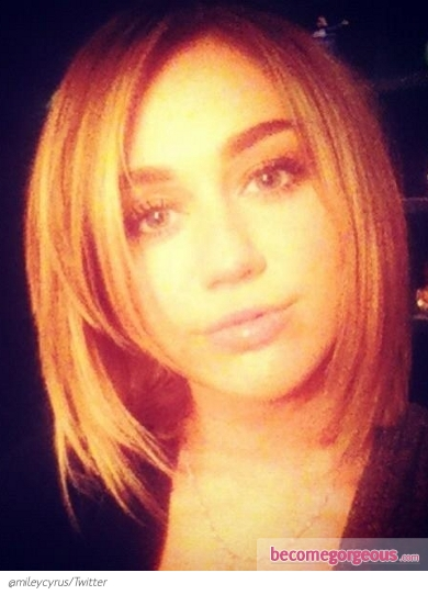 blog for all healthconscious miley cyrus new shoulder