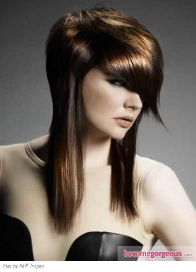 Luxe Long Layered Hair Style