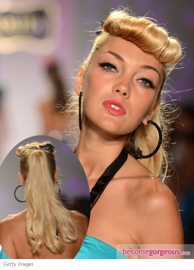2013 models hairstyle for women's