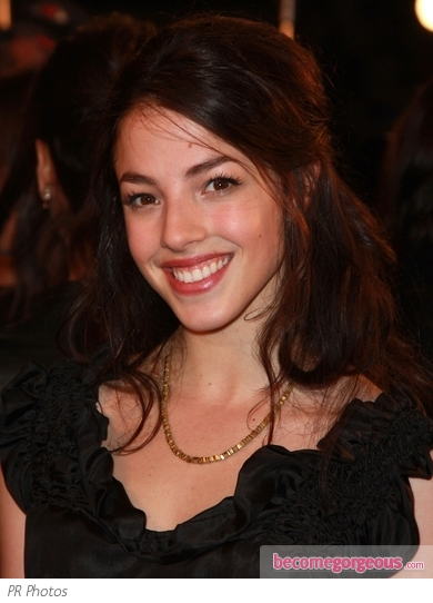 Olivia Thirlby Half Up Hairstyle