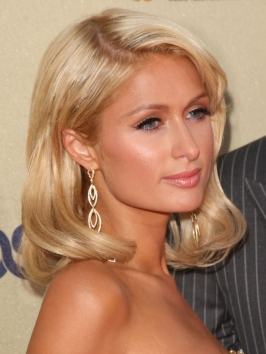 Paris Hilton's Old Hollywood Waves Hairstyle