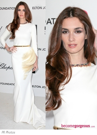 Paz Vega in Stephane Rolland Gown