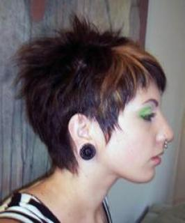 Low Cut Pixie