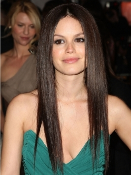 Rachel Bilson hit the 2011 Teen Choice Awards with her tousled waves pinned back and away from the face. To mimic the texture of beach waves, use a texture-building spray on damp hair and allow air-dry.