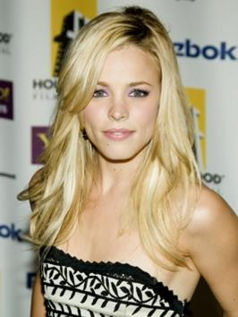 Rachel McAdams Long Blonde Hairstyle