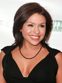 Rachel Ray Layered Bob Haircut
