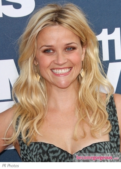 Reese Witherspoon Hairstyle 2011 MTV Movie Awards