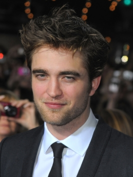 Robert Pattinson's Hairstyle at the New Moon Premiere