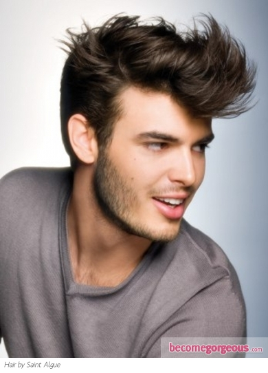 Gents Hair Styles Prepossessing Gents Hair Style Medium Length Hairstyles For Men  Hot Men Hairstyles