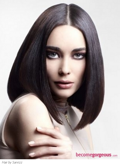 Fabulous Long Bob Hairstyle