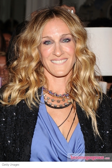 Sarah Jessica Parker on Diapers