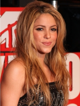 Shakira's Hairstyle at the 2009 MTV VMAs