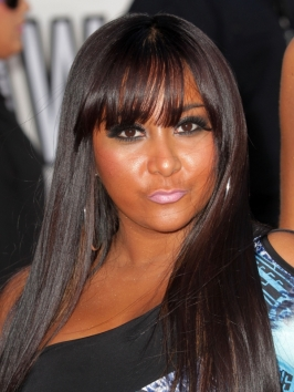 Snooki Hairstyle at the 2010 MTV VMAs