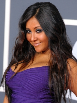Snooki's Hairstyle from the 2010 Grammys