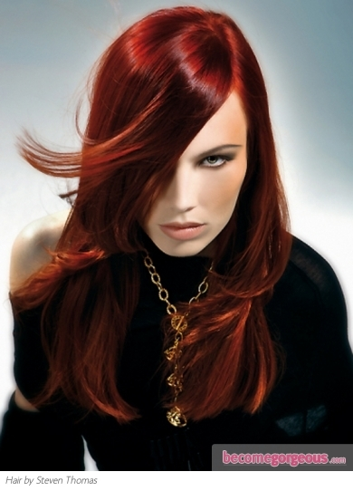 Mahogany Red Hair Tone