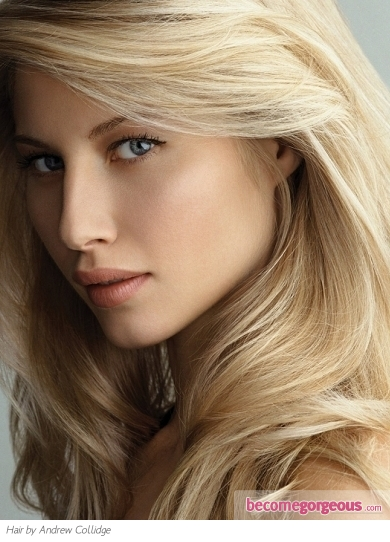 Swedish Blonde Hair Color