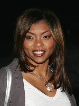 Taraji P Henson's Long Layered Haircut