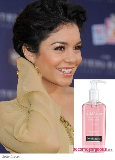 Vanessa Hudgens Favorite Beauty Product