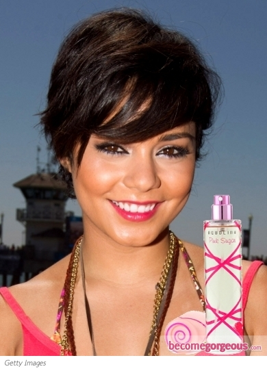 Vanessa Hudgens Favorite Fragrance