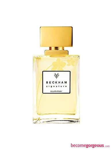 Signature Summer for Her by David and Victoria Beckham