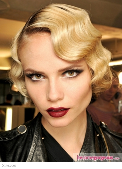 Vintage Makeup Idea : Makeup Tips and Fashion