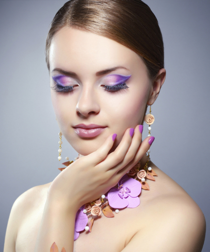 pictures prom makeup ideas and tips prom purple makeup