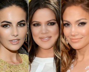 Nude lipstick obsession of 60s celebrities, how it started and what's the latest celebrity nude lipstick trends.