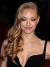 Amanda Seyfried High Braided Updo