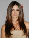 Penelope Cruz Long Layered Haircut