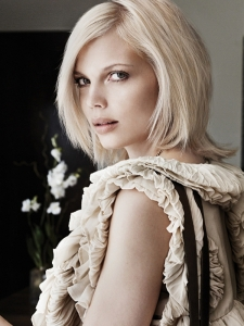 Soft Layered Bob Hairstyle